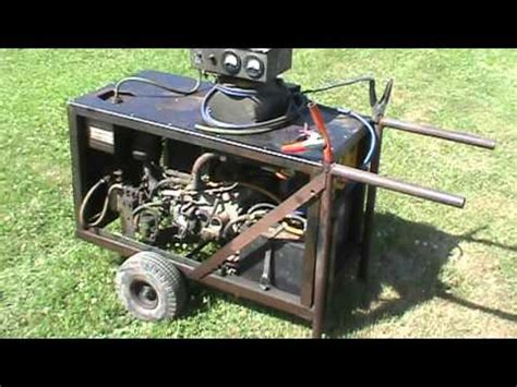 home made diesel generator