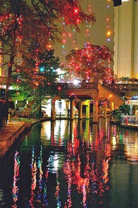 111 Best Unique Christmas Lights Images On Pinterest Lights Downtown San Antonio