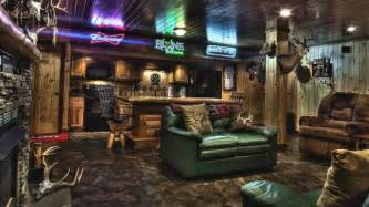 Lodge Themed Home Decor travis t bone turner s man cave mp4 youtube