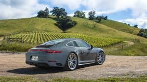 Porsche And 2017 Porsche 911 Review With Pricing Specs And Photos