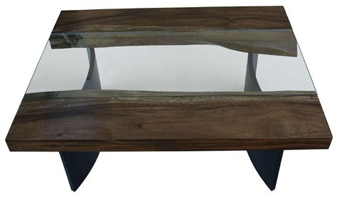 modern industrial coffee table coffee tables mortise tenon