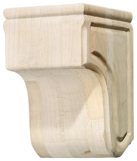 Contemporary Corbels Plain Corbel Contemporary Corbels By Shopladder