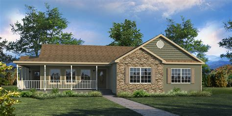 pretty ranch style home on oakwood ranch style modular
