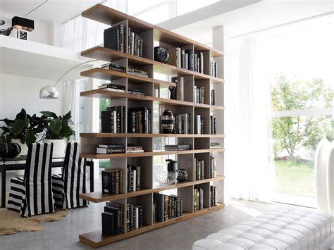 librerie a giorno divisorie libreria a giorno divisoria silenia