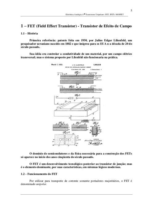 transistor mosfet e jfet transistor mosfet e jfet 28 images fet appunti di elettronica ed elettrotecnica classe