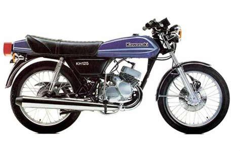 Tshirt Yamaha Motor Sport Buy Side kawasaki kh125 1975 1998 review mcn