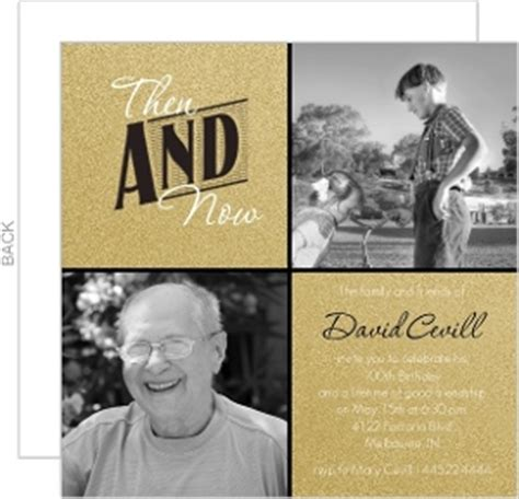 100th Birthday Invitations 100th Birthday Invitation Templates Free