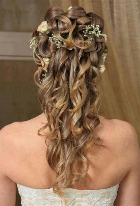 hairstyles for with hair 30 wedding hairstyles for brides style arena