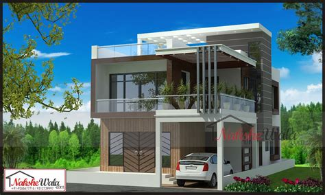 3d house building nakshewala com 3d front elevation
