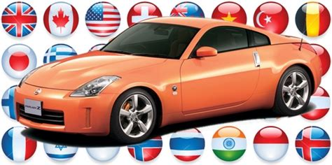 How Much Does A Nissan 350z Cost by How Much Does The Nissan 350z Cost In Your Country