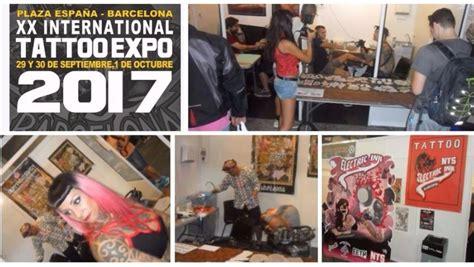 tattoo convention 2017 maryland barcelona capital mundial de los tatuajes