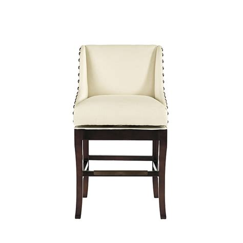 Bar Stools With Nailhead Trim by Marcello Counter Stool With Brass Nailhead Trim Ballard
