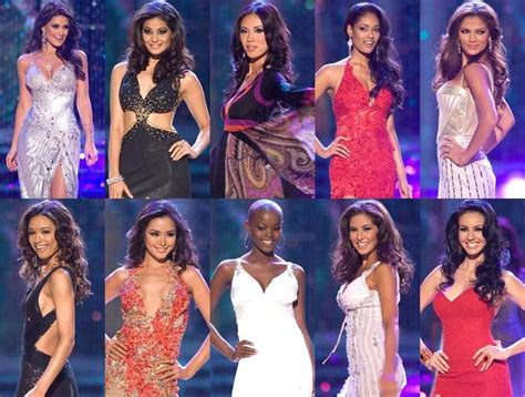 miss universe 2007 contestant thoughts of miss universe 2007