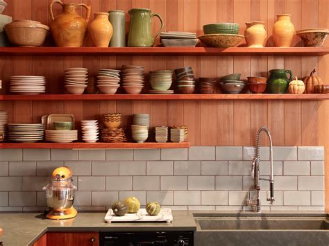 small kitchen organizing ideas wooden shelves click 25 wood wall shelves designs ideas plans design