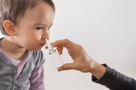 children vaccines flu caign nasal spray flu vaccine ineffective and should not be