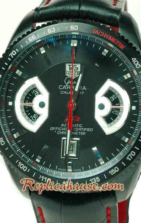 Tag Heuer Calibre 17 Rs2 Leather 1 tag heuer grand calibre 17 rs2 swiss wristwatch tagh40 at a discounted price at just 569