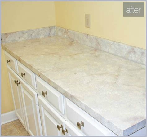 How To Transform Laminate Countertops by Easy Upcycling Transform Laminate Countertops Into