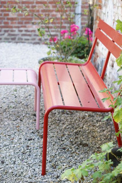 coloured garden benches 25 best ideas about red bench on pinterest st micro