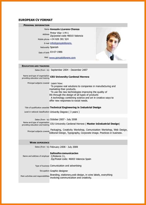 resumes for teachers templates best resume template 2017