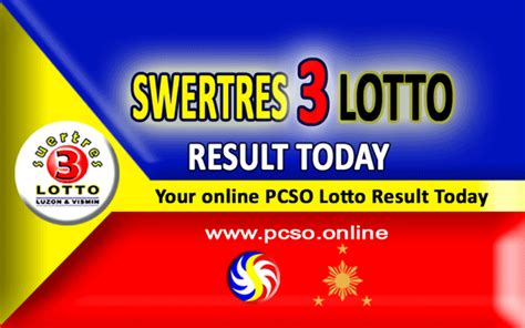 swertres result today december 1 2017 swertres lotto - Sweepstakes Result Today