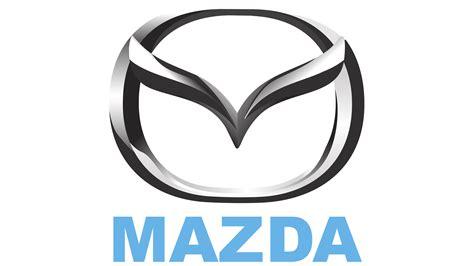 mazda emblem mazda logo mazda zeichen vektor bedeutendes logo und