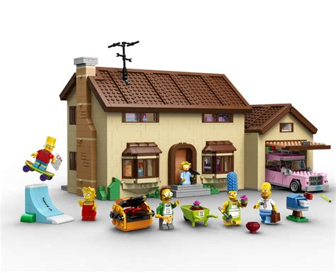 Kitchen Design Software Australia by The Simpsons Lego Set Is Official