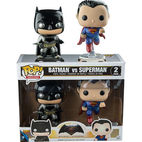 Funko Pop Batman Non Original funko batman vs superman metallic batman superman pop vinyl at hobby warehouse