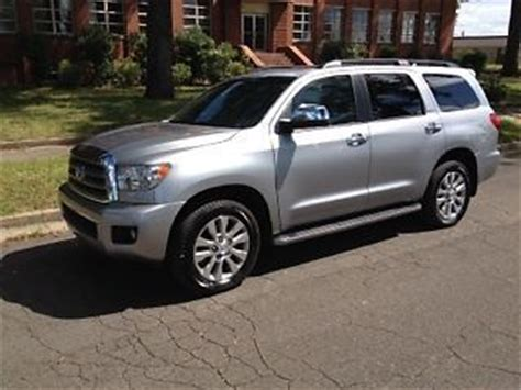 2014 Toyota Sequoia Limited Find Used 2014 Toyota Sequoia Limited Sport Utility 4 Door