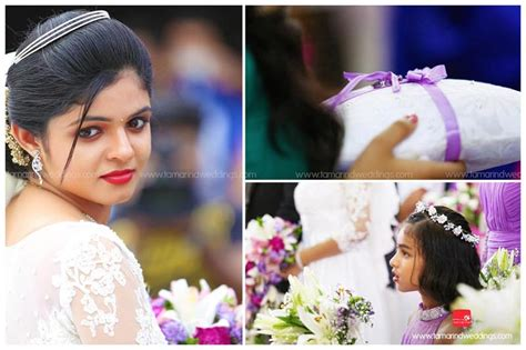 Christian Wedding Hairstyles In Kerala by Kerala Christian Brides Hairstyles Www Pixshark