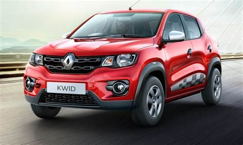 renault kwid 1000 launched in india rs 3 82 776