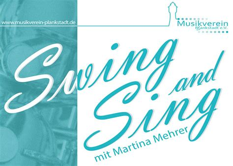 swing plakat plakat swing and sing final web musikverein plankstadt e v