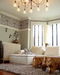 wallpaper borders for living room living room wall border ideas quotes