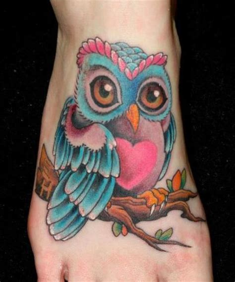 tattoo owl music 10 colorful tattoo designs for you to rock pretty designs