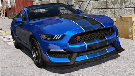 gt mustang 2015 ford mustang gt add on gta5 mods