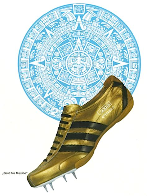 adidas azteca gold track shoes  golden  shoe