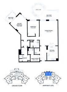 Shoreline Apartments Floor Plans by Shoreline Apartments Palm Jumeirah Dubai Penthouses For