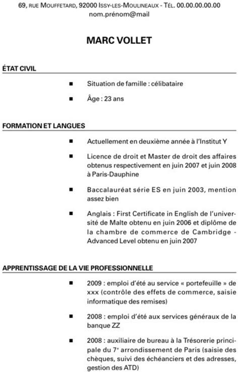 Exemple Lettre De Motivation Prof D Anglais Exemple Cv Francais Enseignant Cv Anonyme