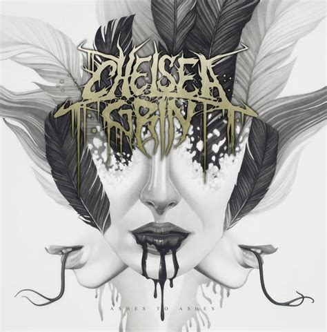 chelsea grin album chelsea grin ashes to ashes metal blast