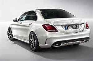 2014 mercedes c class amg package previewed gtspirit