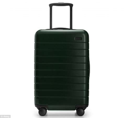The Ultimate Cq Suitcase 10 A Day To Top by Away Reveals How To Pack A Suitcase Properly Daily Mail