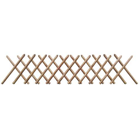 traliccio in legno traliccio estensibile in legno impregnato 250 x 60 cm