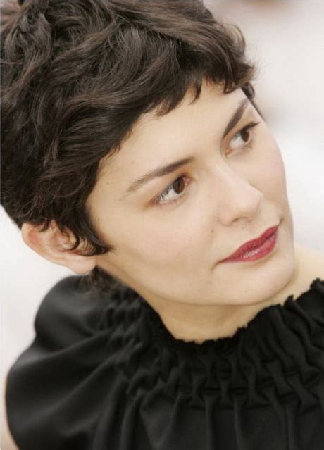 how to get audrey tautous pixie cut audrey tautou hair