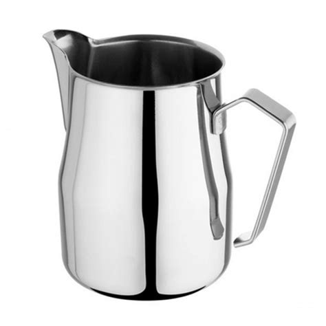 Creamer Jug Stainless Steel 90 Ml 3 Oz milk pitcher motta quot europa stainless steel quot 350 ml the coffee mate