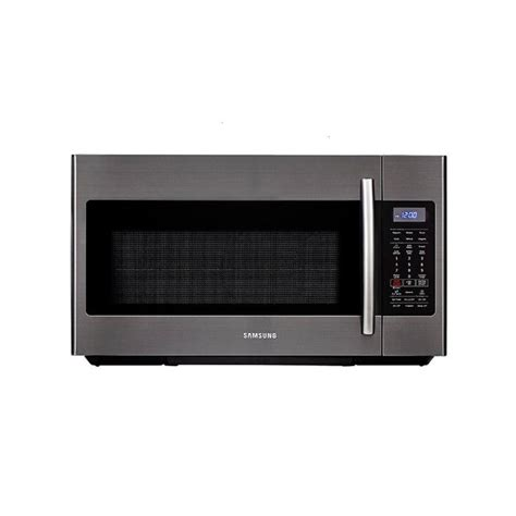 install the range microwave in cabinet images