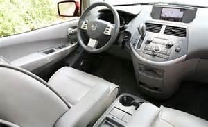 Nissan Quest Interior 2007 Nissan Quest Sl Interior Photo