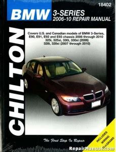 auto repair manual online 2011 bmw 1 series electronic toll collection bmw 3 series 2006 2010 automotive service workshop repair manual