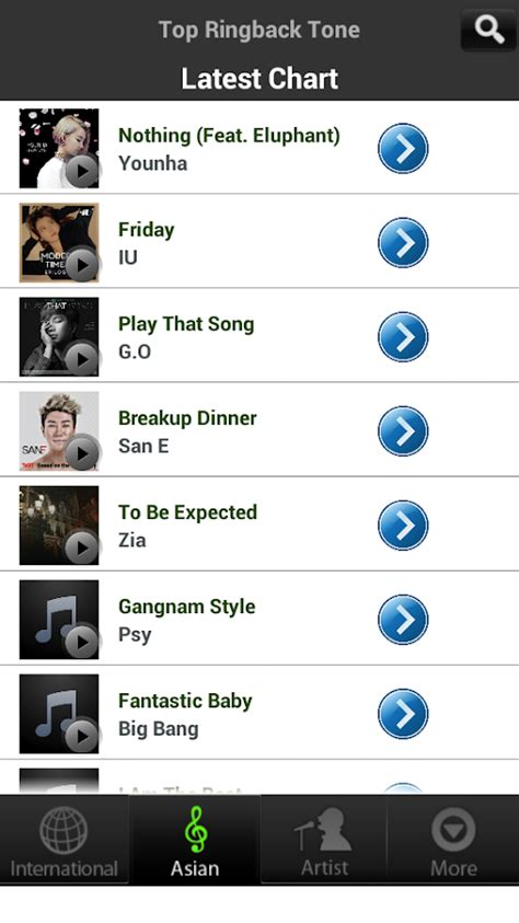 ringback tones for android top ringback tone android apps on play