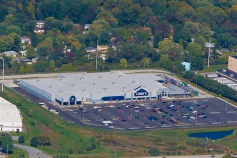 lowes lewes delaware commercial aerial photography by aerofoto
