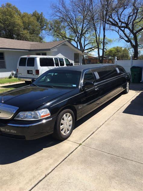 lincoln executive town car condition 2004 lincoln town car executive limousine