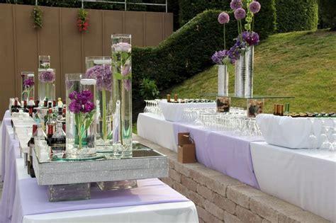 backyard wedding setup ideas summer bar set up for an outdoor garden wedding reception